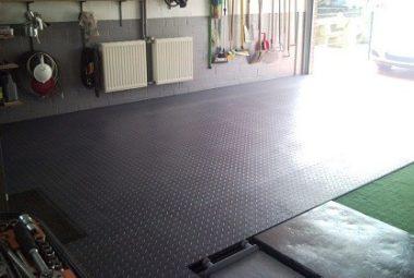 Flexi-Tile™ Boden für Werkstatt und Garage