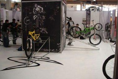 Flexi-Tile™ Boden für Messe und Ausstellung