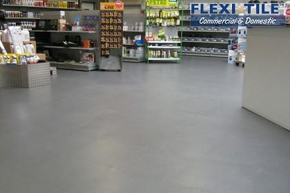 Flexi-Tile Commercial Bodenbelag für Gewerbe und Handel