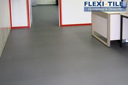 Flexi-Tile Commercial Büroboden für Gewerbe und Handel