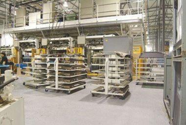Flexi-Tile Bodenbelag Industrie, Werkstatt, etc. PVC