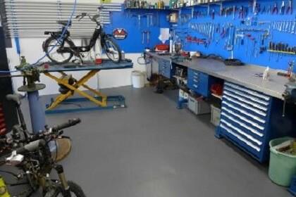 Flexi-Tile Commercial Werkstattboden