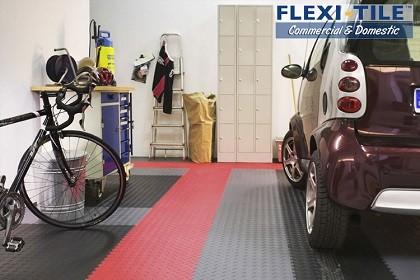 Flexi-Tile Commercial Garagenboden