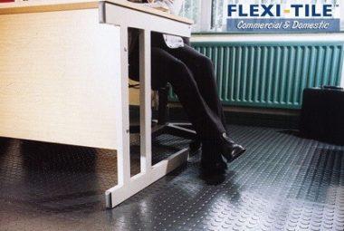 Flexi-Tile Commercial Bodenbelag für Büro