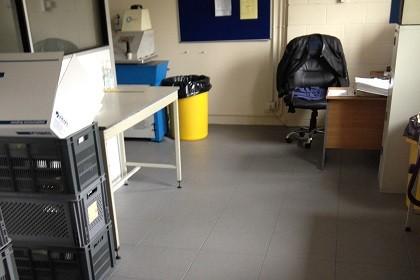 Flexi-Tile Commercial Bodenbelag im Büro