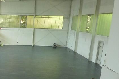 Flexi-Tile Anwendung PVC Industrieböden