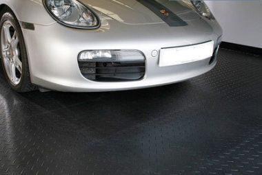 Flexi-Tile Garagenbodenbelag aus PVC