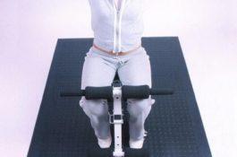 Flexi-Tile Bodenbelag als PVC Fitness Mattenboden