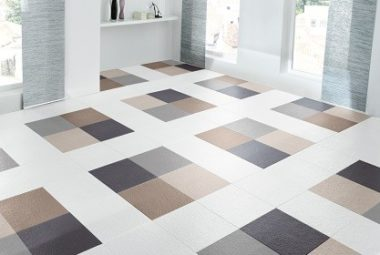 Flexi-Tile Eclipse Mini Slate Bodenbelag