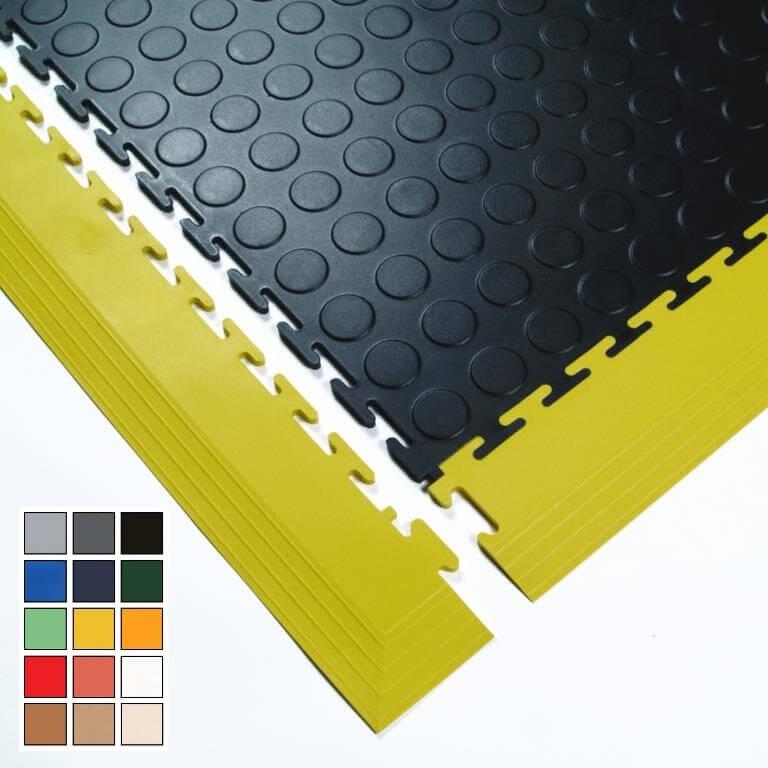 flexi tile pvc fu bodenbelag pvc fliesen und. Black Bedroom Furniture Sets. Home Design Ideas