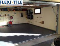 Eclipse Smooth mit V-Fuge Anwendungsbeispiel Garagenboden