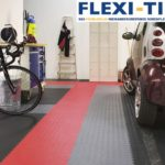 Flexi-Tile Diamond PVC Boden