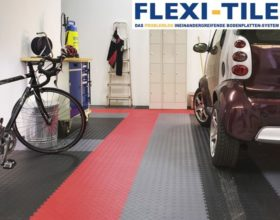 Flexi-Tile Diamond PVC Boden