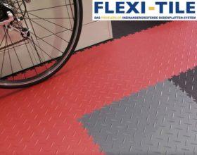 Flexi-Tile Diamond PVC Bodenfliesen