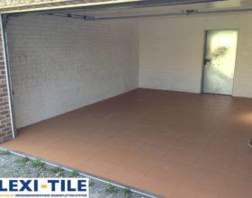 Flexi-Tile Eclipse Mini Anwendungsbeispiel Garagenbereich