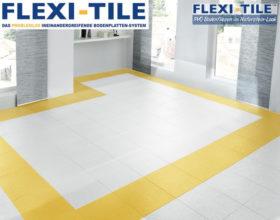 Flexi-Tile Eclipse Mini Anwendungsbeispiel Sonderfarben IX
