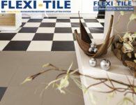Flexi-Tile Eclipse Mini Anwendungsbeispiel Wohnbereich