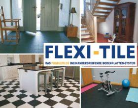 Flexi-Tile Eclipse Mini Anwendungsbeispiele