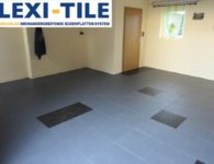 Flexi-Tile Eclipse Mini Beispielanwendung Garage