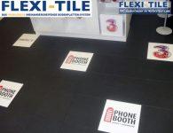 Flexi-Tile Eclipse Mini Laden Anwendungsbeispiel