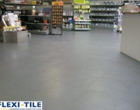 Flexi-Tile PVC Boden fu¦êr Industrie, Gewerbe und mehr