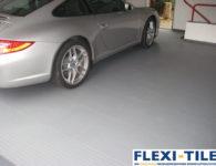 Flexi-Tile PVC Garagenbodenfliesen