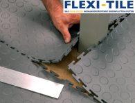 Flexi-Tile - Verlegung PVC Boden