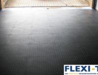 Flexi-Tile als PVC Garagen Boden