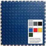 Flexi-Tile Oberfläche Genoppt (Studded)