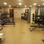Anwendungsbeispiele Flexi-Tile als Fitnessboden