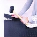 Verlegung Flexi-Tile Rampen und Ecken