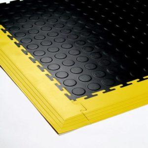 Flexi-Tile Rampen und Ecken - in allen Standardfarben erhältlich