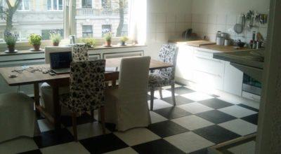 Anwendungsbeispiel Flexi-Tile Wohnbereich