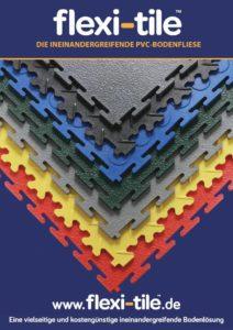 Die neue Flexi-Tile Produkt-Broschüre erscheint demnächst....