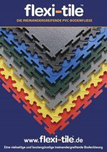 Die neue Flexi-Tile Produkt-Broschüre ist da