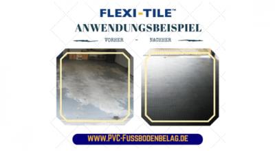 Flexi-Tile ANWENDUNGSBEISPIEL im Garagenbereich - 15155 - blog title