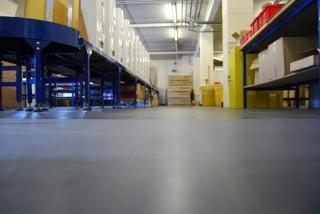 Flexi-Tile PVC-Bodenfliesen für den gewerblichen Bedarf