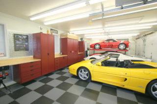 Das Bestmögliche aus Ihrer Garage herauszuholen mit Flexi-Tile