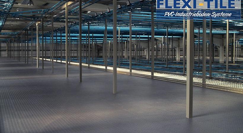 Industrieboden Beispiel 2