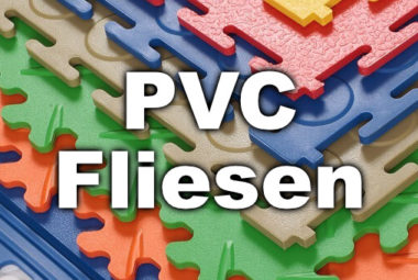 PVC Fliesen – Vinyl für den Boden