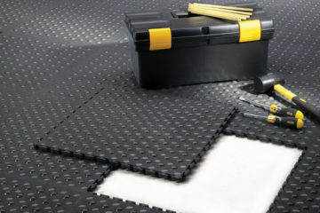 FLEXI-TILE COMFORT 14 Bodenplatten