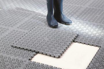Flexi-Tile OPEN Bodenplatten